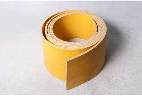 Rubber canvas drijfriem 25 mm breed