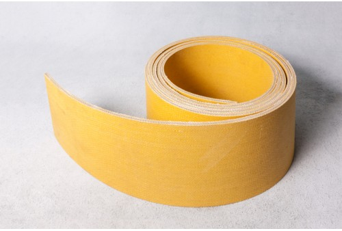 Rubber canvas drijfriem 30 mm breed