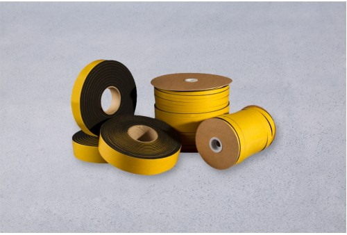 foam rubber self adhesive