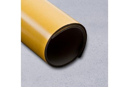 Epdm Celrubberplaat zelfklevend 3 mm 1000 mm breed