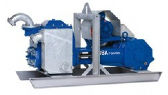 Spare parts dewatering pumps