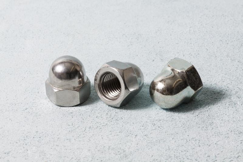 PT 60 Hex  Domed cap nut 108