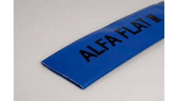 Plat oprolbare slang type Alfaflat M