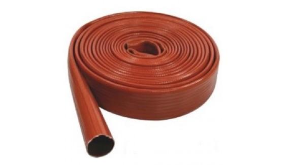 Plat oprolbare brandweerslang type Polydur