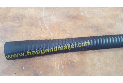 Rubber Bronslang 50 mm Type Haagen Draaijer